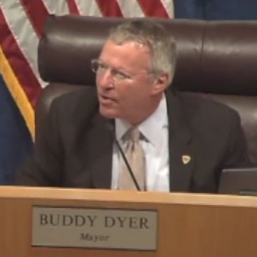 Mayor Meltdown! Orlando's Buddy Dyer loses it at Council Meeting
